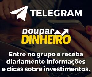 TELEGRAM Poupar Dinheiro